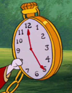 Reloj_ConejoBlanco