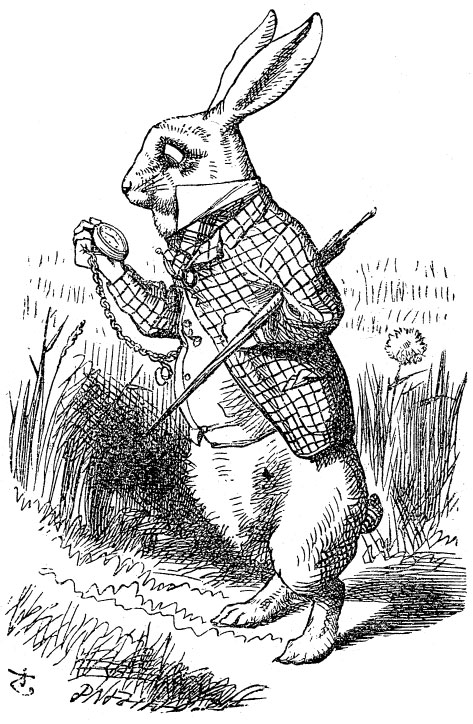 Tenniel-Rabbit