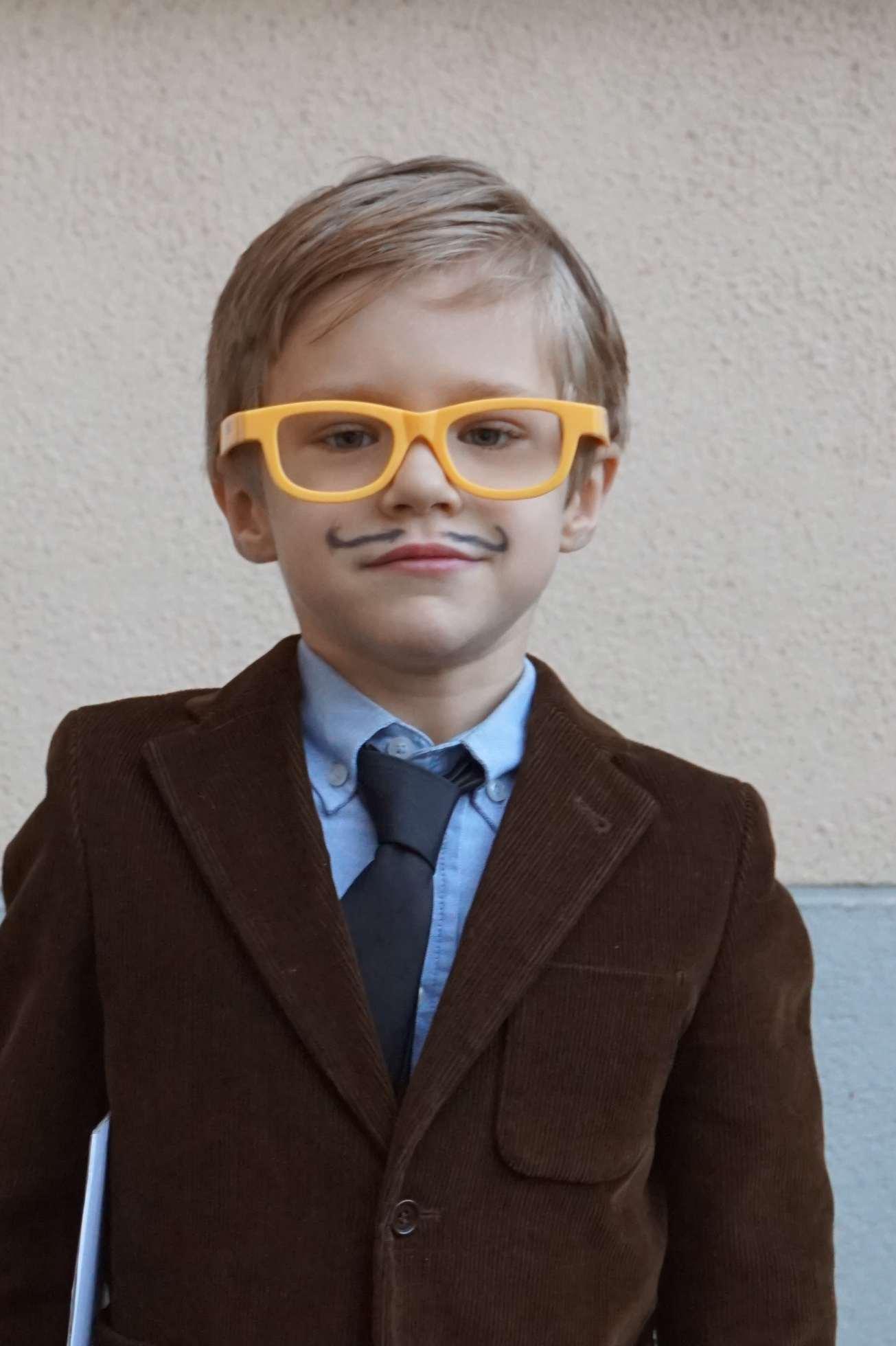 Disfraz niño barato facil 4-min