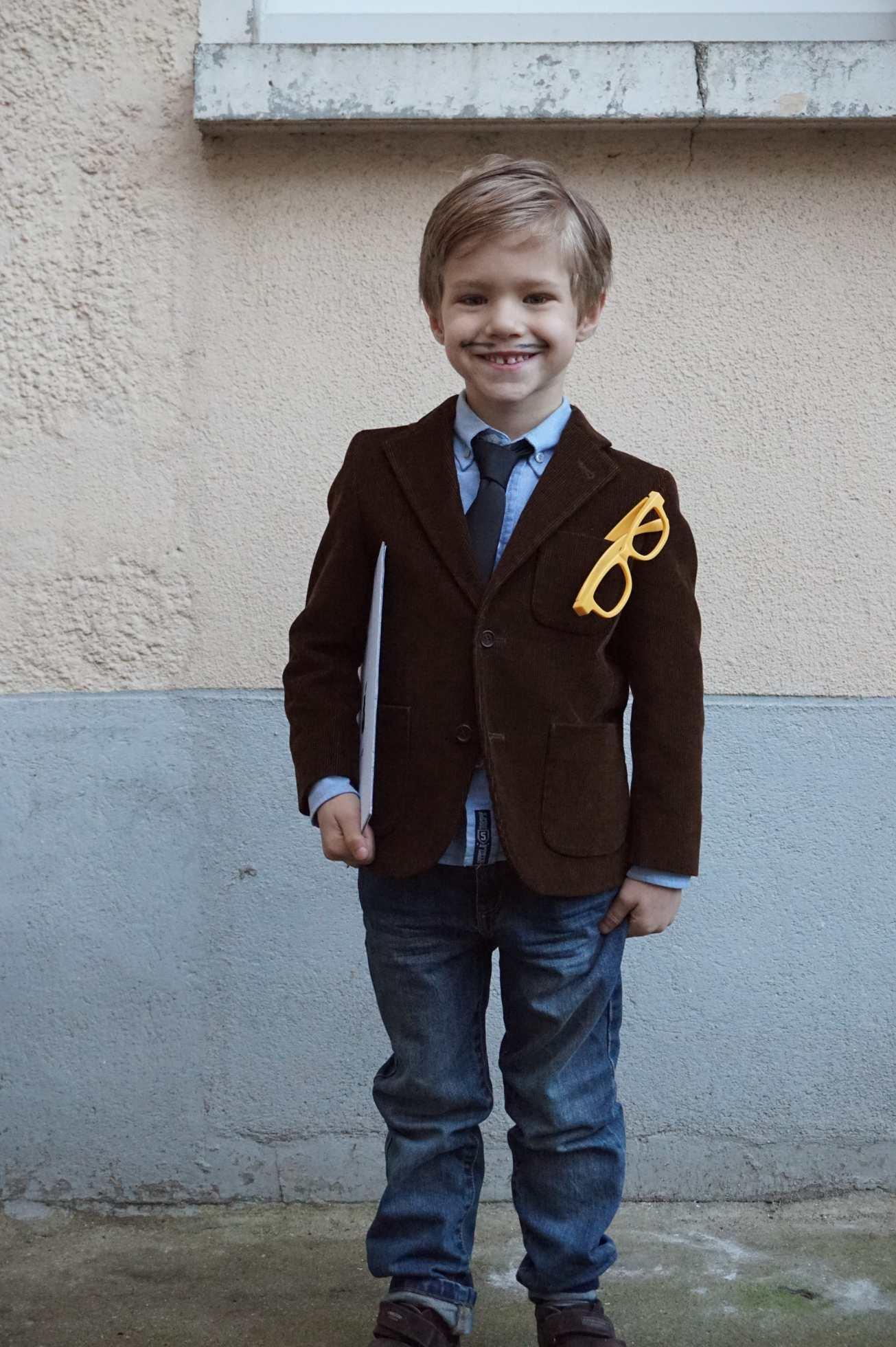 Disfraz niño barato facil 6-min