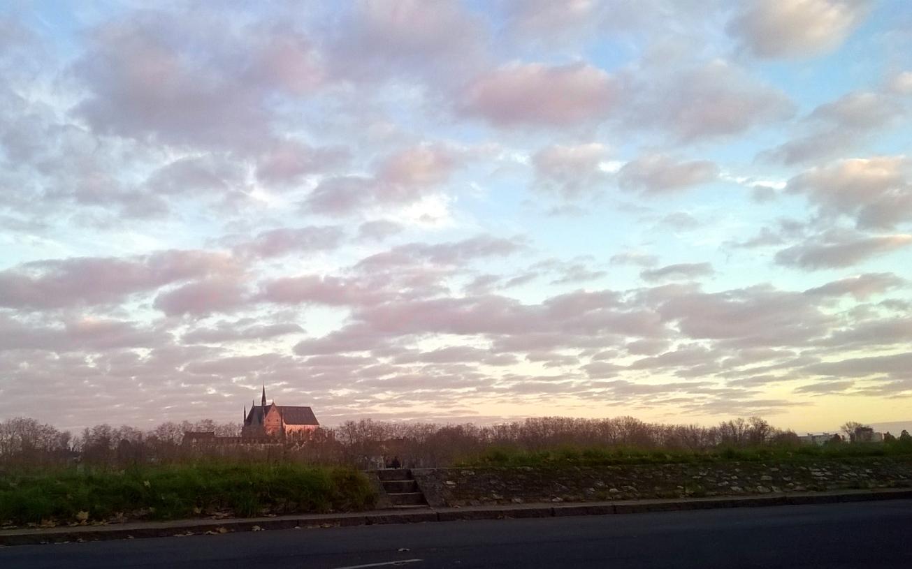 Eglise de saint aignant