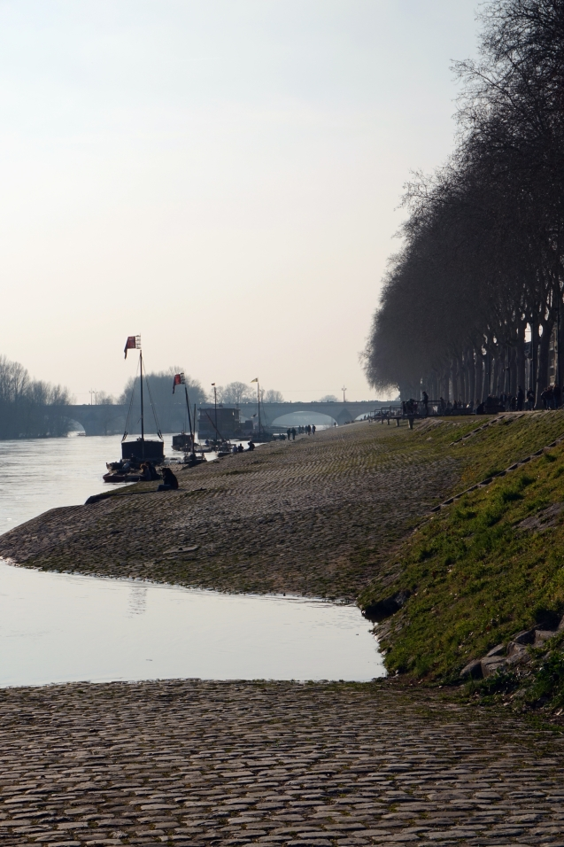 Paseo en el Loira