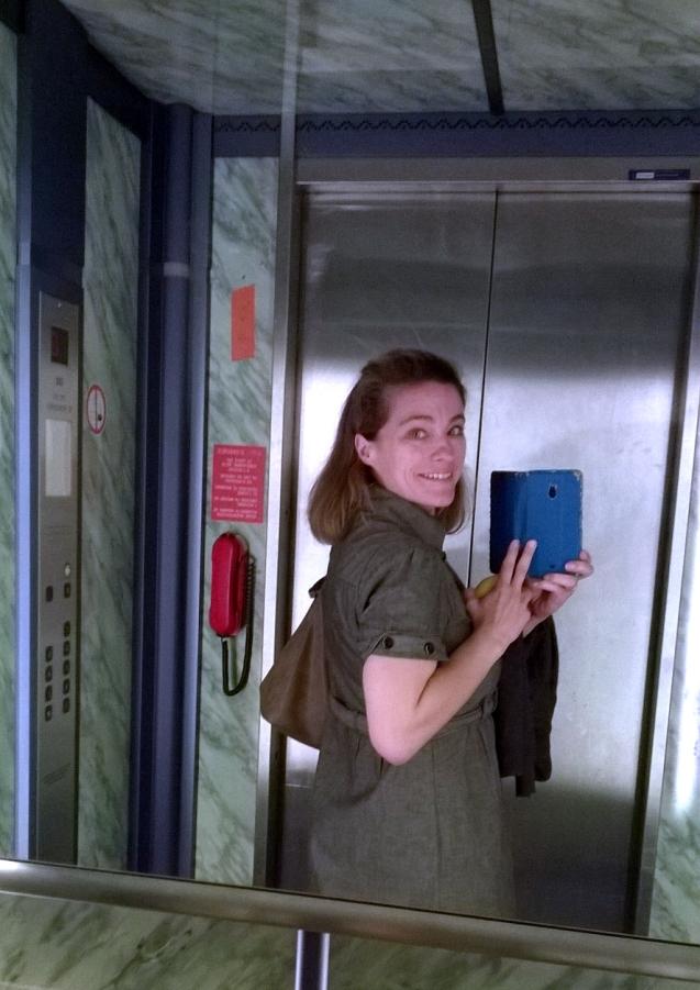 ma petite tribu On the lift 5