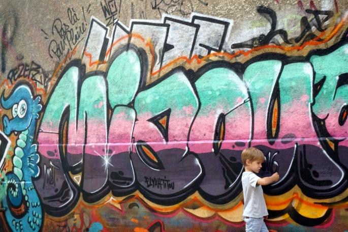 ma petite tribu grafiti 2