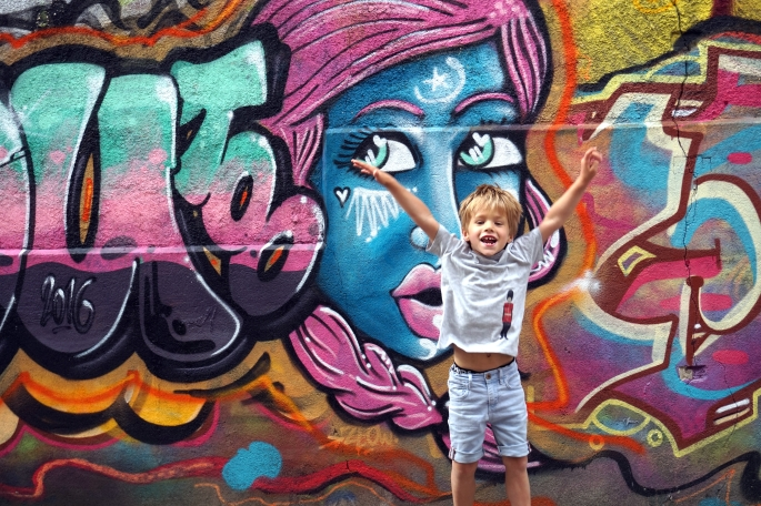 ma petite tribu grafiti 4