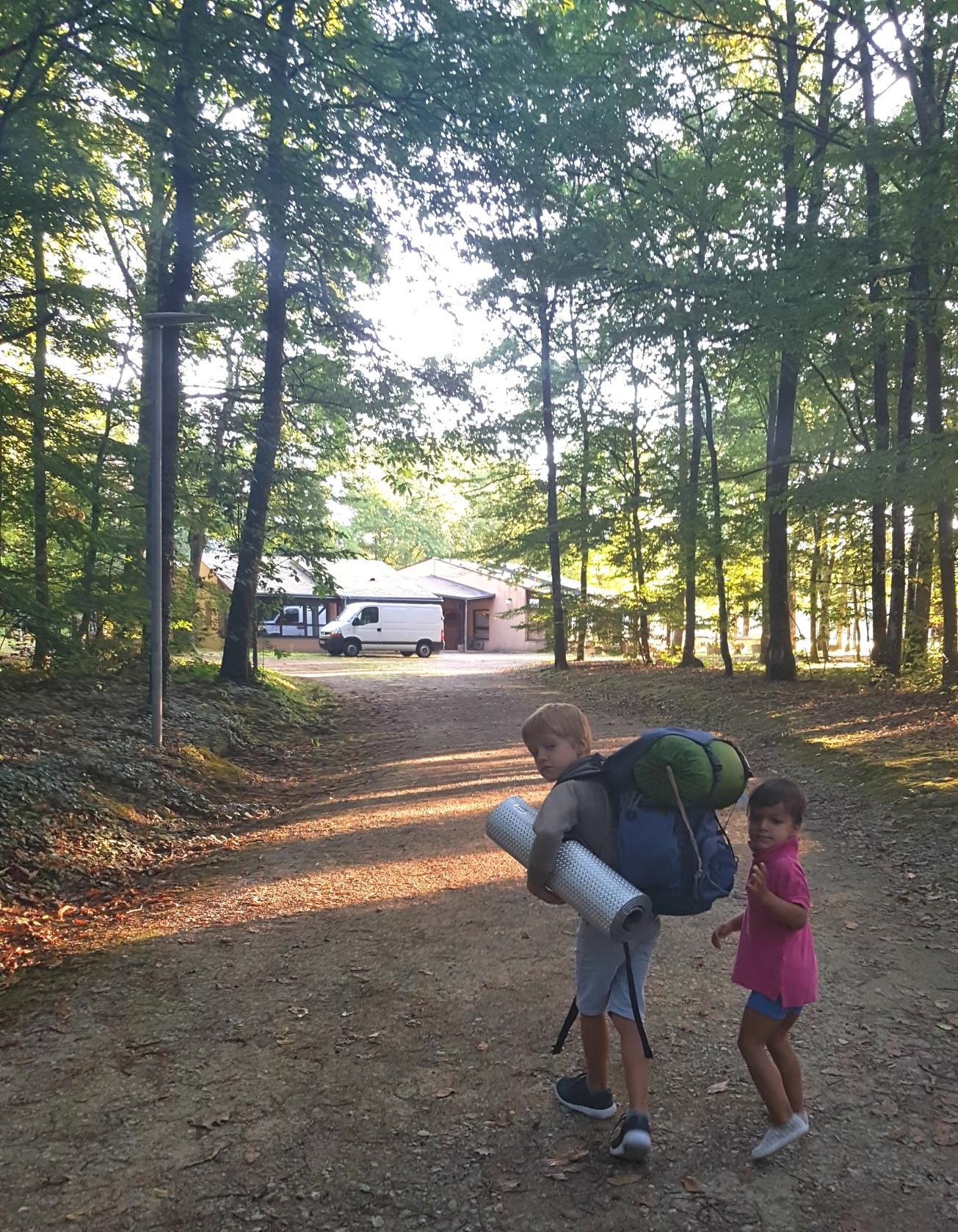ma petite tribu Camp 2