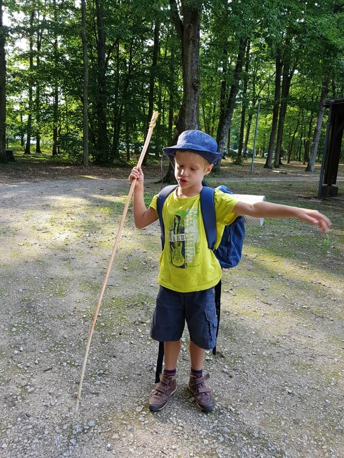 ma petite tribu Camp 5