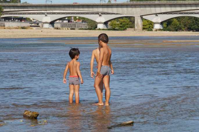 ma petite tribu en el rio-min