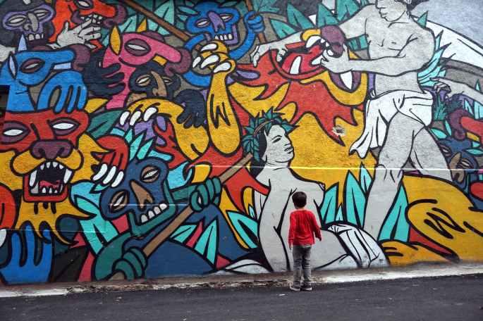 ma petite tribu grafitis 5-min