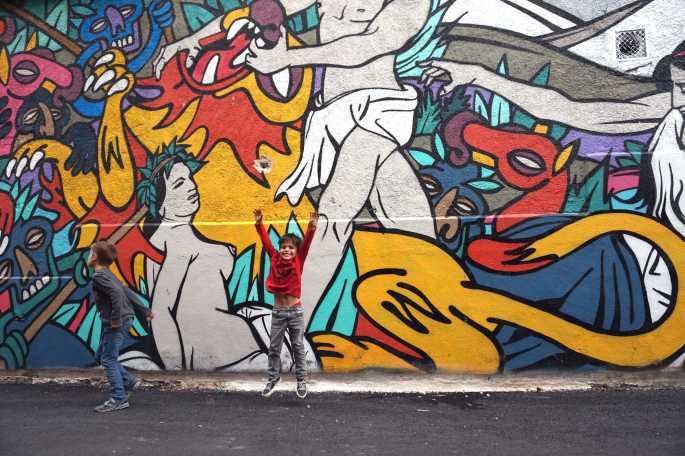 ma petite tribu grafitis-min